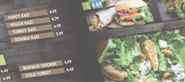 How to Use Digital Menu Boards to Make money and Save Money